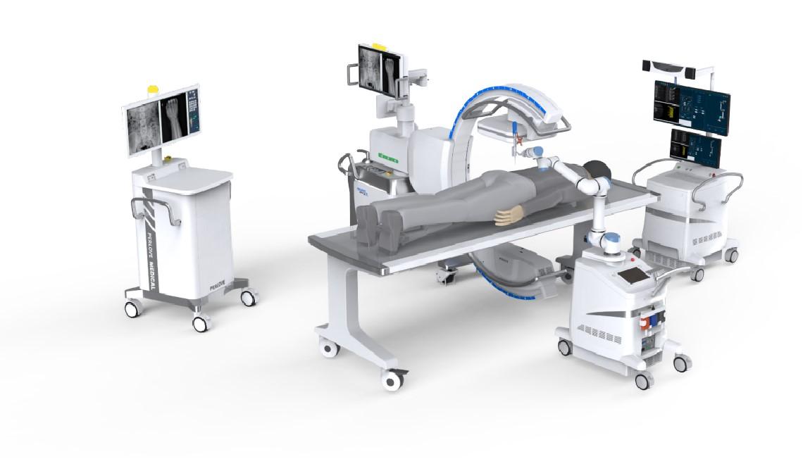 天弓PLX7500三维c型臂引导手术